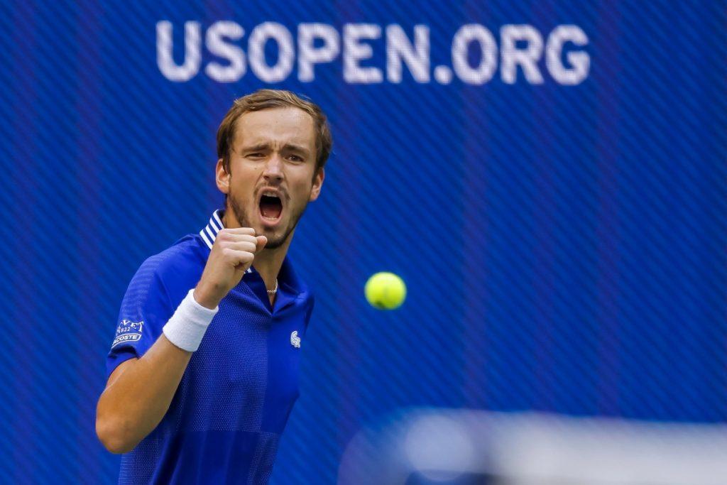 Medvedev agli US Open